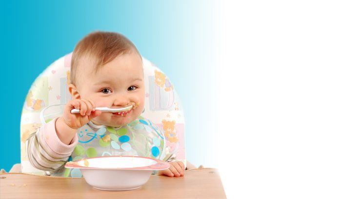 وسایل تغذیه کودک
