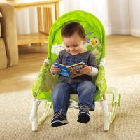 FisherPrice Newborn To Toddler Rocker-4