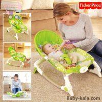 FisherPrice Newborn To Toddler Rocker-9