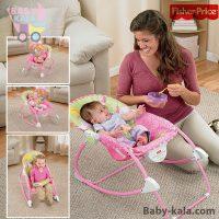 Fisherprice Infant to Toddler Rocker-16