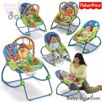 Fisherprice Infant to Toddler Rocker-7